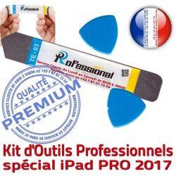 KIT 10.5 inch Remplacement PRO 2017 Ecran Réparation iPad Démontage Compatible Qualité iLAME Acier Vitre Tactile iSesamo Outils