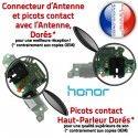 Honor 9X PRO Antenne SMA OFFICIELLE USB Prise Qualité Téléphone Nappe ORIGINAL Connecteur C Charge Microphone Huawei Chargeur