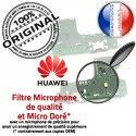 Huawei Y6 2019 Microphone Chargeur Micro OFFICIELLE Prise Qualité USB Téléphone RESEAU Charge Connecteur Nappe ORIGINAL Antenne