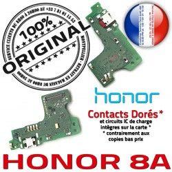 Qualité Antenne ORIGINAL Câble Nappe OFFICIELLE Branchement Prise Charge PORT Micro Chargeur Microphone USB Honor Téléphone 8A