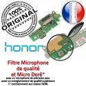 Honor 5A JACK OFFICIELLE Chargeur Prise Micro Connecteur Charge RESEAU Antenne Qualité Nappe Microphone ORIGINAL Câble de USB