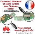 Huawei Y6-2 Prise Alimentation Qualité Micro Câble Chargeur Nappe OFFICIELLE Microphone ORIGINAL Antenne PORT Charge USB