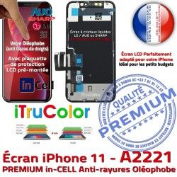 iPhone iTrueColor Super PREMIUM LCD A2221 Apple Qualité in Ecran SmartPhone inCELL in-CELL HD Retina Touch HDR 3D Réparation 6.1 Verre Écran Tactile