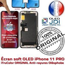 Verre Touch 11 Apple Vitre Oléophob Réparation Tactile soft Qualité PRO Remplacement Multi-Touch 3D iPhone KIT HDR OLED ORIGINAL