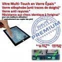 PACK iPad 4 A1460 iLAME Joint N HOME Vitre Chassis Tactile Cadre Outils Precollé KIT iPad4 Réparation Verre Tablette Adhésif Apple Bouton Noire