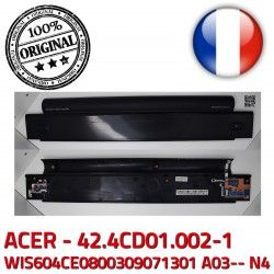 Allumage Réglette Marche 7235 OFF ACER 7535 Case Power Arrêt Cover 7535G MS2262 Acer ASPIRE WIS ON 7738G Bouton 644G25 42.4CD01.002-1
