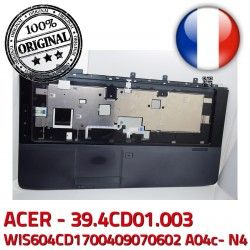 39.4CD01.003 Mouse WIS604CD1700409070602 Frame Case Boutons Acer ACER Cover TOUCHPAD N4 50.4CD05.01 ASPIRE KeyBoard JM70 PC Touchpad Portable A04c-