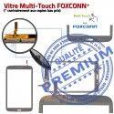 Samsung Galaxy TAB 3 SM-T310 B Ecran PREMIUM en inch Vitre à Prémonté Coller TAB3 Qualité T310 Tactile Blanche Supérieure Assemblée 8 SM Verre