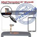 Samsung Galaxy TAB 3 SM-T210 B PREMIUM Tactile Verre 7 en T210 Qualité Assemblée TAB3 Blanche SM Ecran LCD Prémonté Vitre Supérieure Adhésif