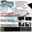 Verre Trempé Apple iPad A1460 Chocs Protection Anti-Rayures ESR Ecran 9H Multi-Touch Bleue Filtre UV Oléophobe 4 Lumière Vitre