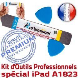 Remplacement Compatible inch iLAME KIT Démontage Ecran iPad A1823 Vitre 2017 Outils Tactile iSesamo PRO Professionnelle Réparation 9.7 Qualité