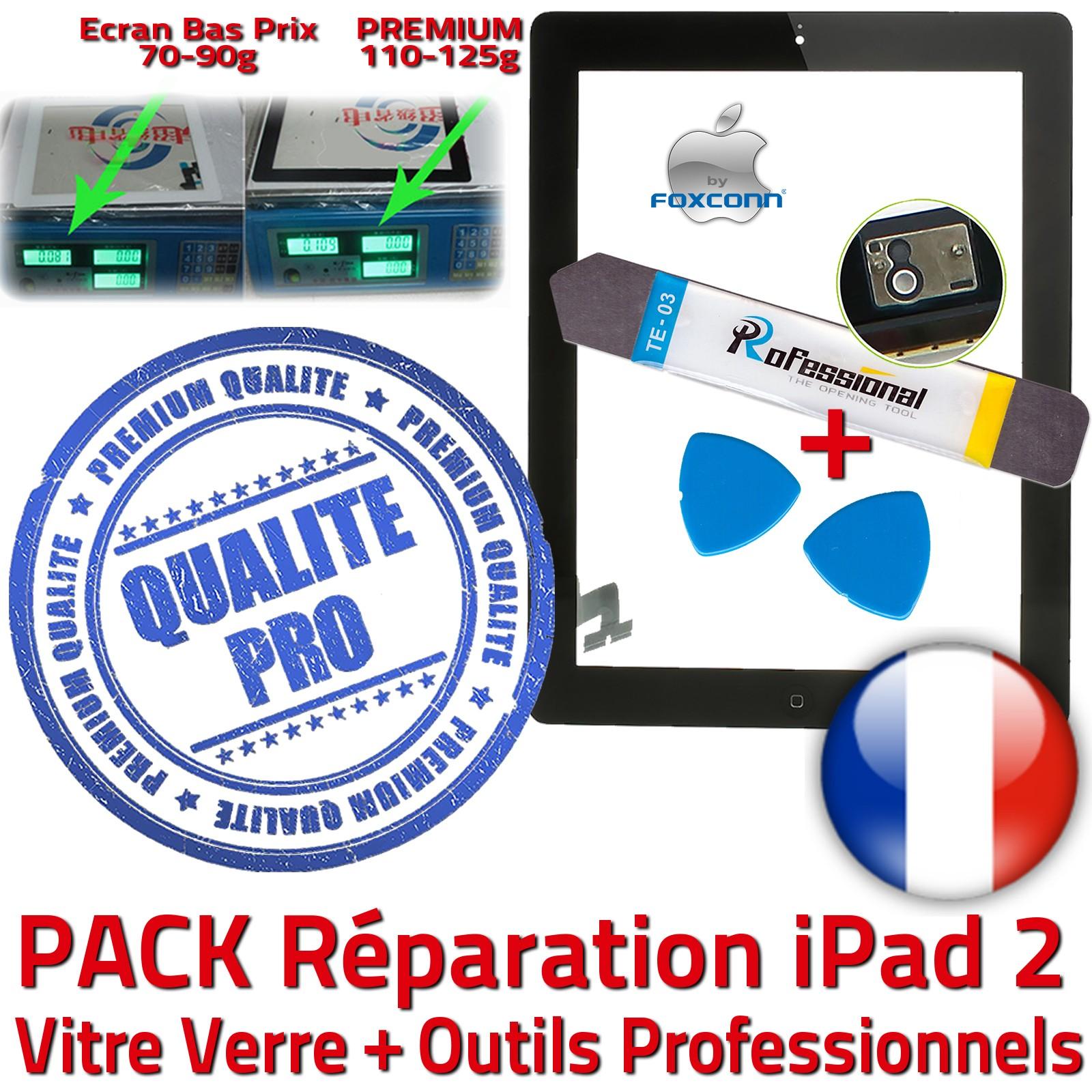 PACK de réparation Apple iPad 2 Deuxième Génération
